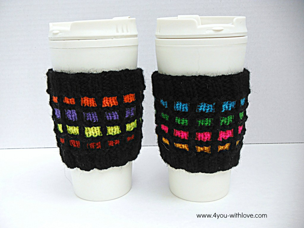 stained glass cup cozies 2 labeled