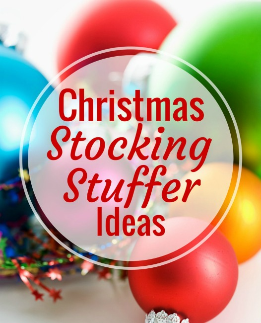 Over 100 Christmas Stocking Stuffer Ideas