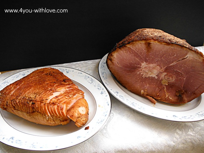 Honey Baked Ham & Turkey