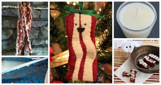 5 bacon crafts