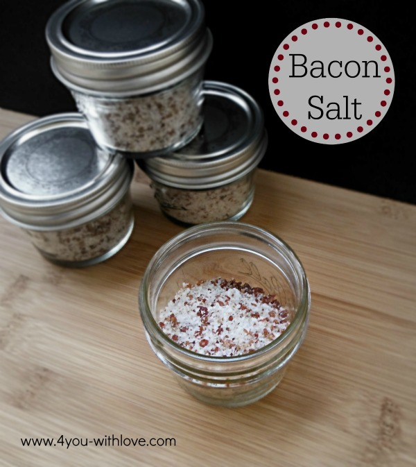 Make Your Own Bacon Salt