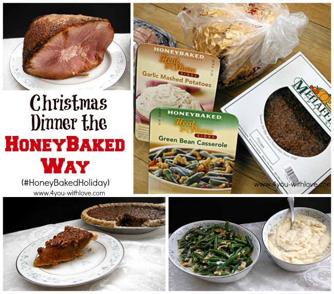 Make this Christmas a HoneyBakedHoliday