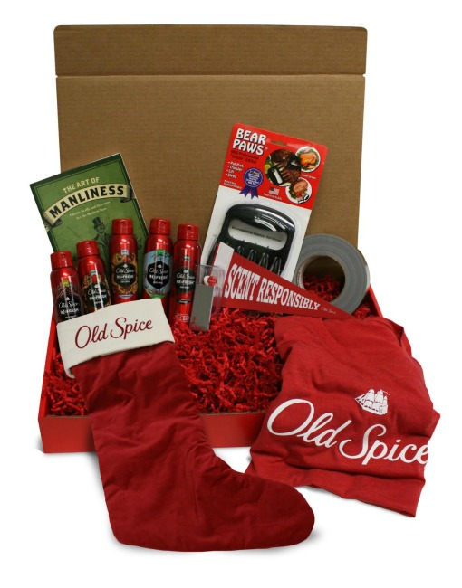 The Gift of Manhood – An Old Spice Giveaway