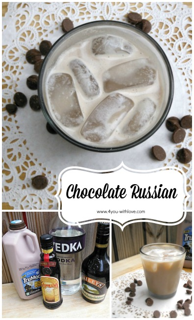Chocolate Russian – 4 You with Love