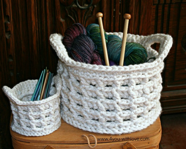 If You Are Looking For Additional DIY Storage Ideas, Check Out My DIY Wire  Baskets And My DIY Chalkboard Yarn Bowl. Hereu0027s To A Creative, Fiber Filled  Day!