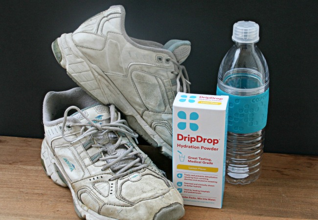 Rehydrate with CVS DripDrop