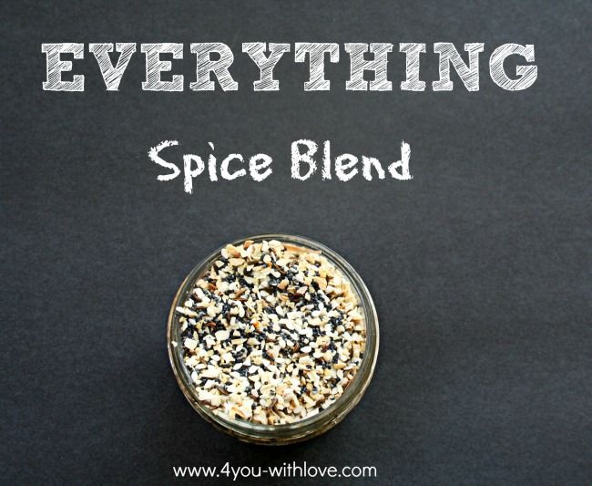 Everything Spice Blend