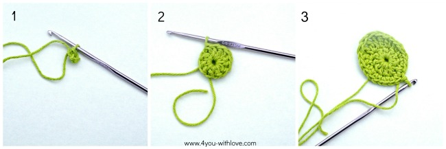 crochet easter egg tutorial