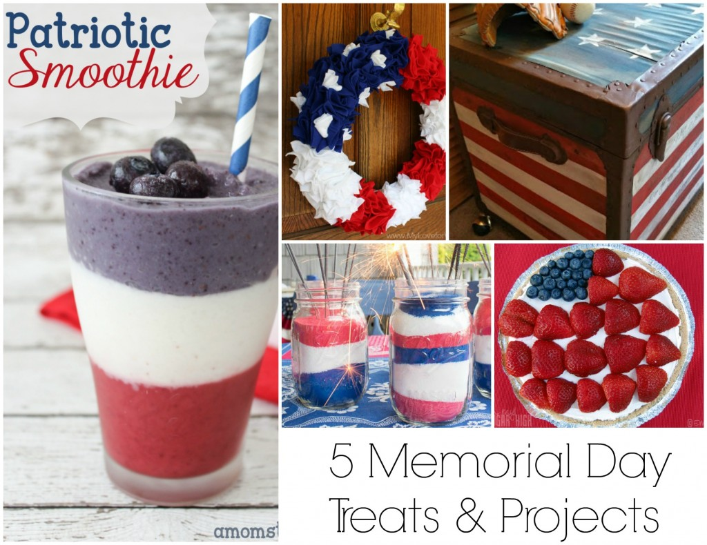5 Memorial Day Ideas + The Project Stash