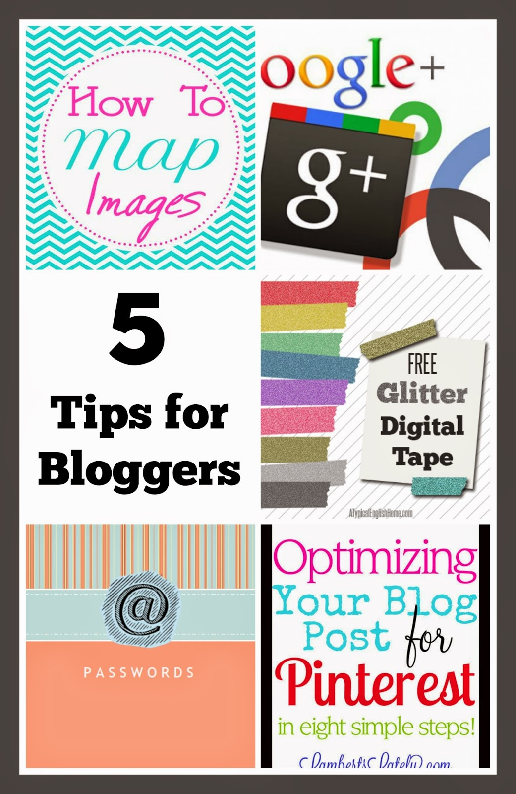 The Project Stash & 5 Tips for Bloggers