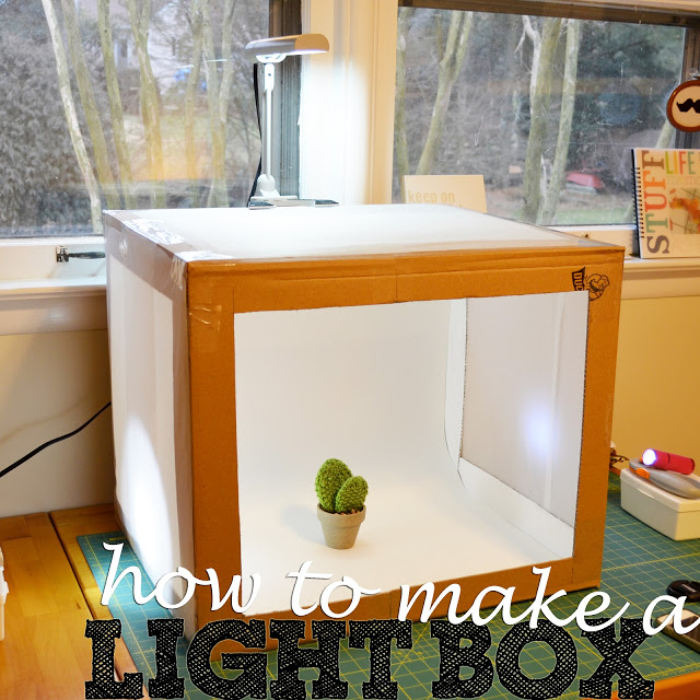 DIY Folding Light Box