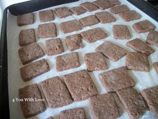 "Chocolate ""Animal Cracker"" or ""Graham Cracker"" Recipe"