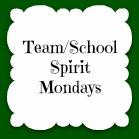 Spirit Mondays #1 – DIY Team Spirit/School Spirit Tile Coasters