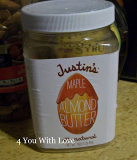 Justin Inspired Almond Coconut Butter