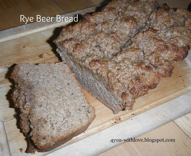 Beer Bread – Rye Style!