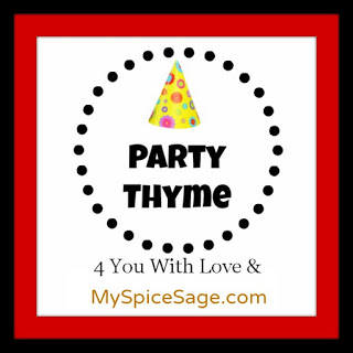 Party Thyme – Get Your Grill On!