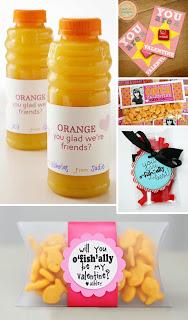 Last Minute 50 DIY Valentines