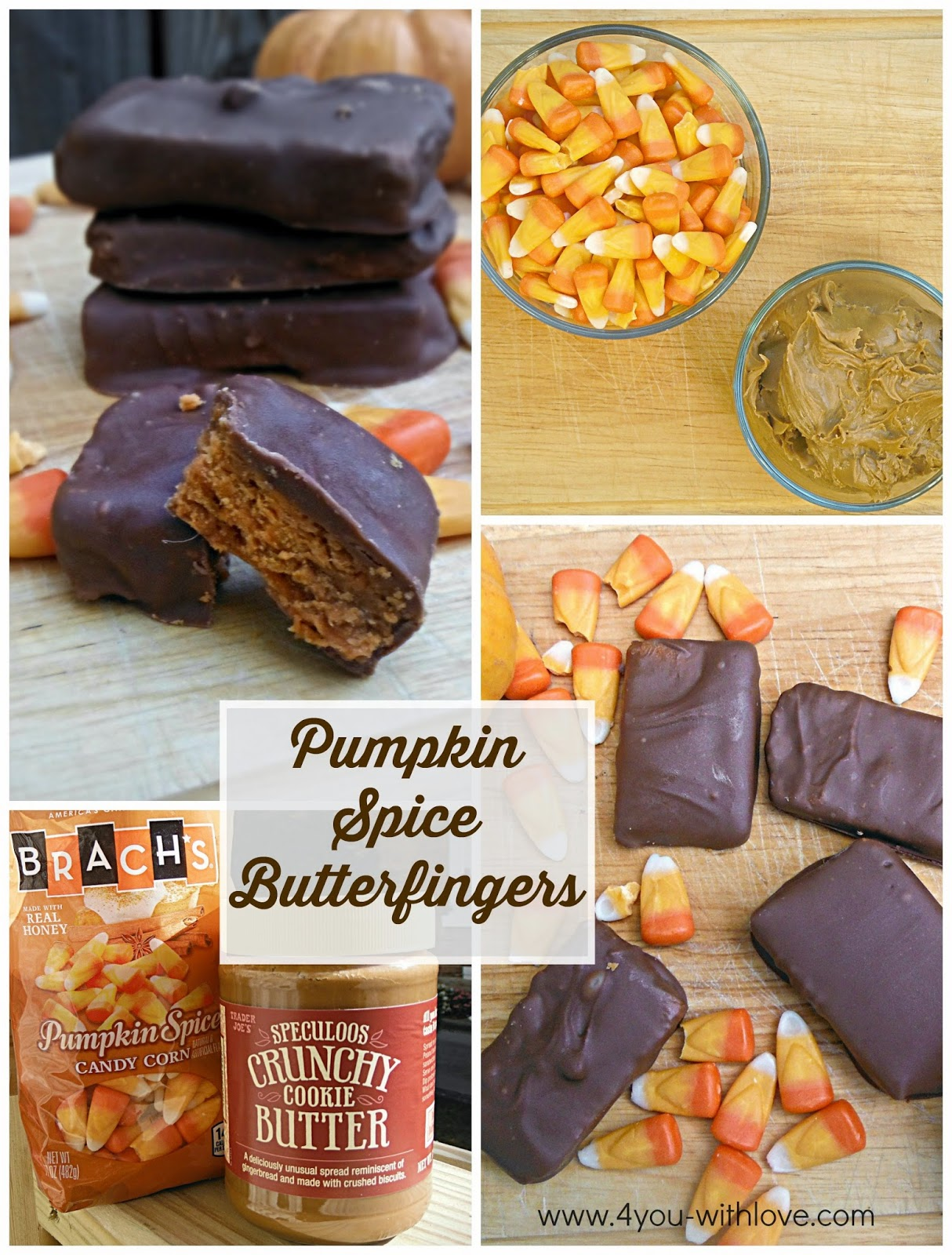 Pumpkin Spice Butterfingers