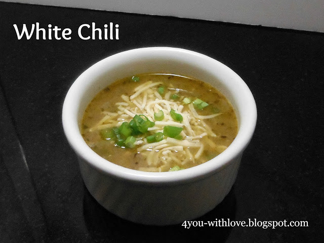 My Favorite Spices – White Chili