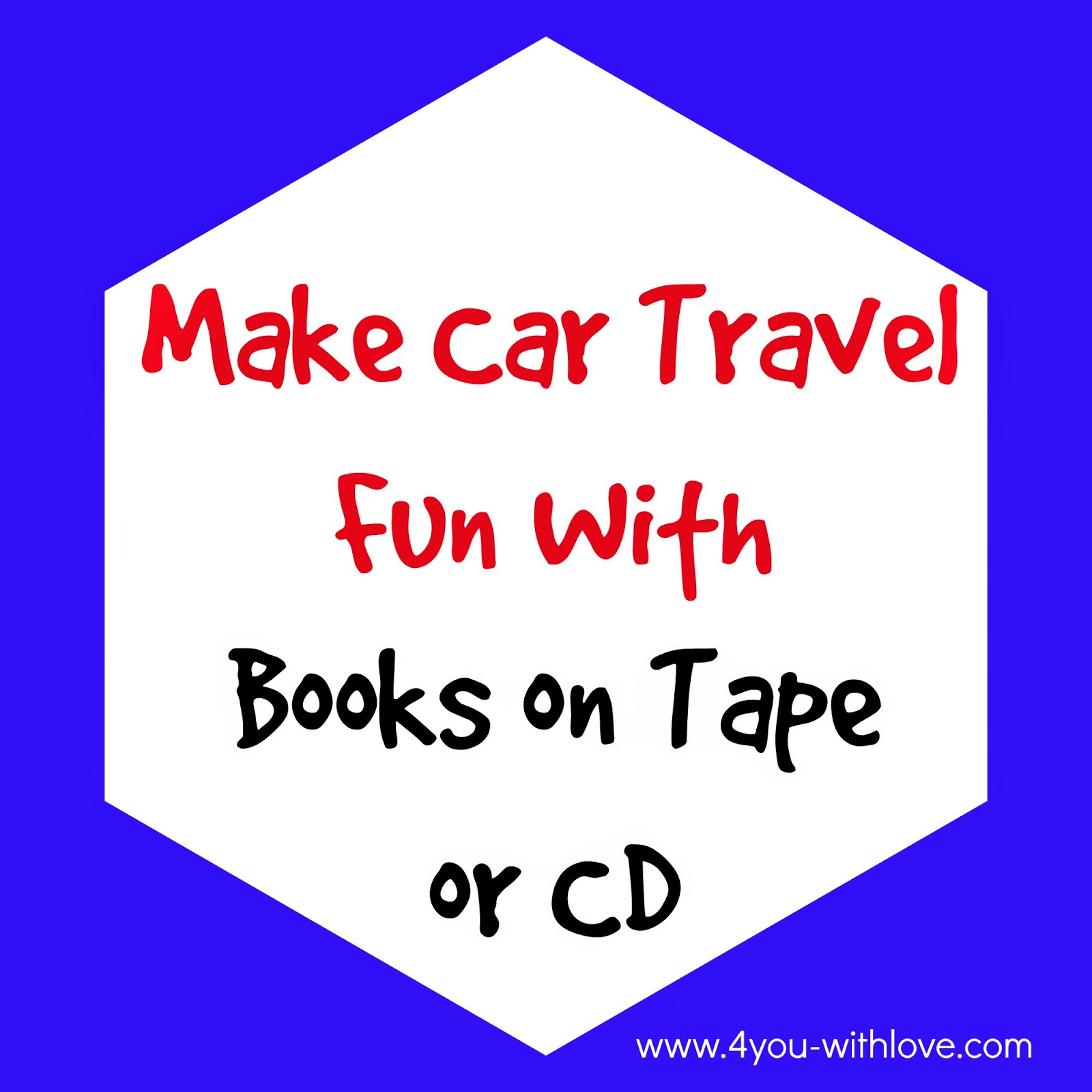 how to make car trips fun