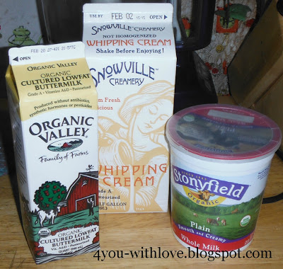 DIY Pantry – Cultured Butter (European Style Butter)