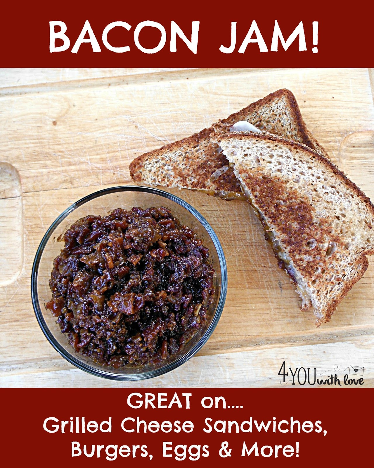 Make Your Own Bacon Jam