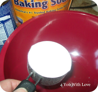 Homemade Powdered Laundry Detergent Recipe without Borax - 4