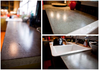 Dream DIY idea for 2012 – Concrete Counter Top!