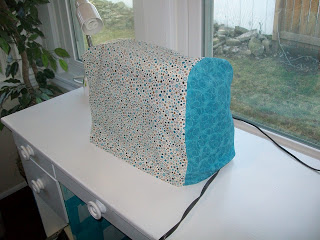 Make Your Own Sewing Machine Cover