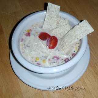 Creamy Mexican Chicken Soup – In 30 Minutes!