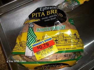 Lo-Cal Pita Chips