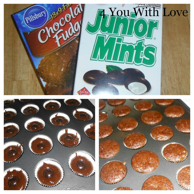 Homemade Holiday Inspiration Day 14 – Jr Mint Brownies