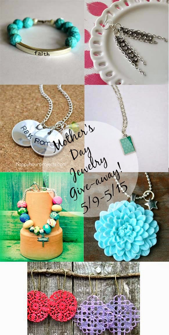 Mother Day Jewelry Giveaway