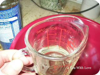 Homemade Powdered Laundry Detergent Recipe without Borax