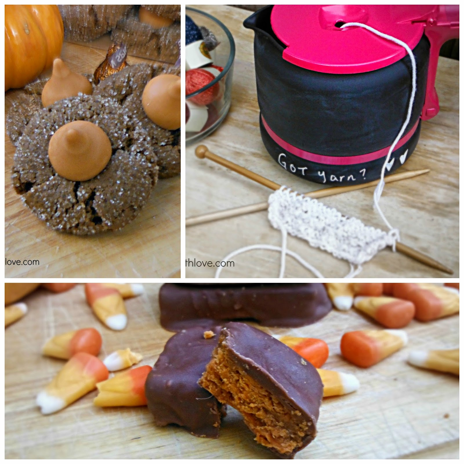 8 Pumpkin Crafts and The Project Stash Link Party