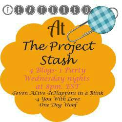 5 Home Tips & Hacks and The Project Stash Link Party