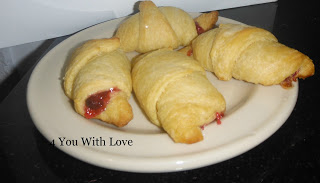 Get your Chef On Cranberries: Cranberry Crescent Rolls and Other Recipes
