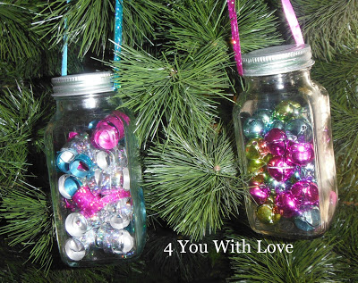 Homemade Holiday Inspiration Day 2 – Spice Jar Ornament
