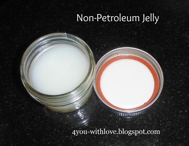 vegan petroleum jelly