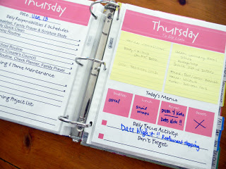 Free Printables to Help You Have an Organized 2013